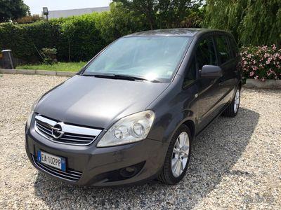 used Opel Zafira - 2010