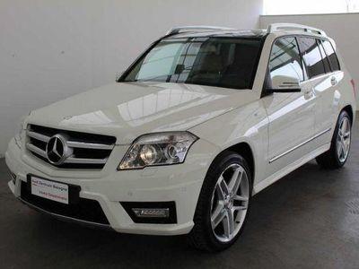 usado Mercedes GLK220 CDI 4Matic BlueEFFICIENCY Premium del 2012 usata a Bologna
