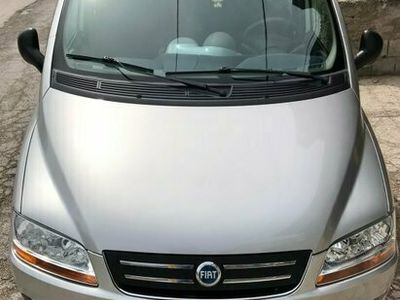 usata Fiat Multipla multijet 120cv 90.000km
