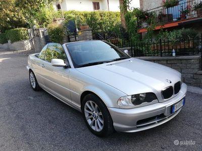 usata BMW 318 Cabriolet 318Ci (2.0) cat Cabrio