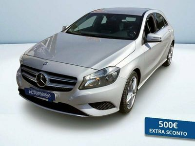 usata Mercedes A180 CLASSE Acdi (BE) Executive auto