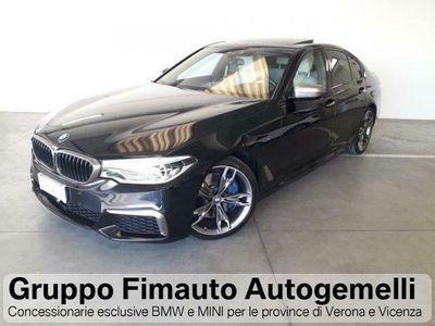 usata BMW M550 d xDrive Aut.