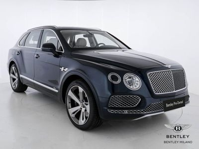 usata Bentley Bentayga