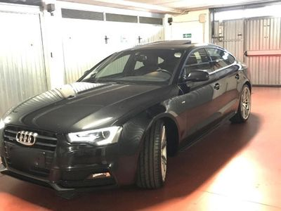 usata Audi A5 advance s-line black edition