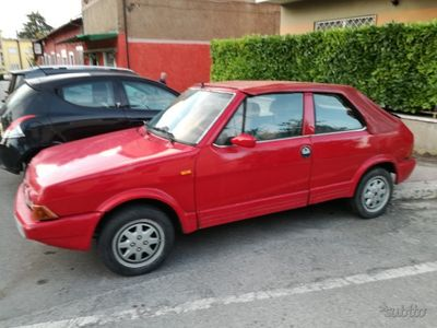 brugt Fiat Ritmo - 1985 CABRIO/GPL/ASI