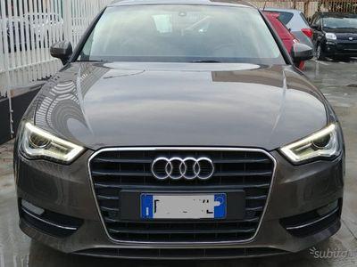 usata Audi A3 Sportback diesel 1.6 navi led xenon 7/2016