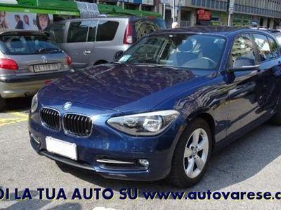 usata BMW 118 d 5p. Sport AUTOM. TAGLIANDI