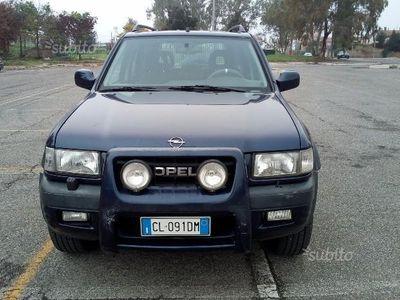 usado Opel Frontera 2.2 16V DTI Wagon Limited