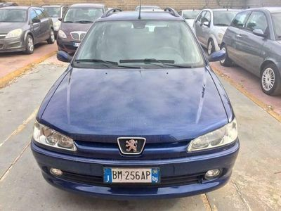 used Peugeot 306 2.0 hdi sw xr dt