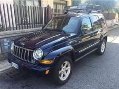 usata Jeep Cherokee