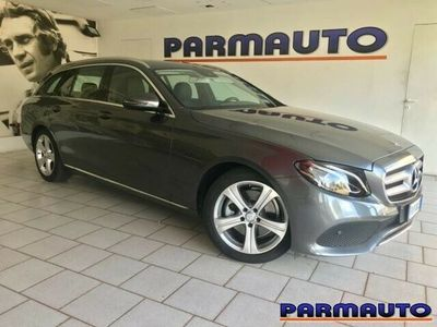 usata Mercedes E220 S.W. Auto *//* EURO 6 *//*