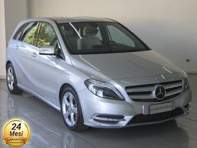 usata Mercedes B200 ClasseCDI Premium