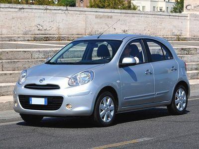usata Nissan Micra 1.2 12V 5 porte Acenta del 2011 usata a Messina