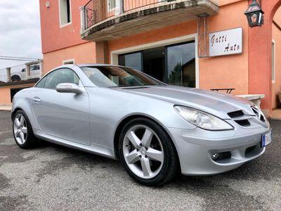usata Mercedes SLK280 Sport AUTOMATIC,NAVI,SENSORI POSTERIORI,FULL.