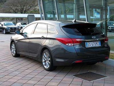 käytetty Hyundai i40 Wagon 1.7 CRDi 136CV Comfort