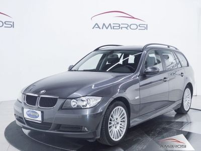 used BMW 320 Touring D 177CV