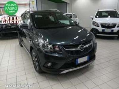 usata Opel Karl ROCKS 1.0 75 CV KM 10300 USATO GARANTI
