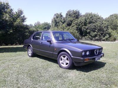 brugt Alfa Romeo Alfetta - 1983