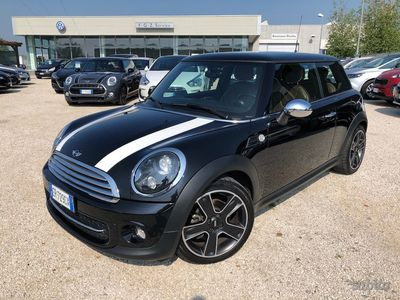 used Mini Cooper Coupé Mini 2.0 16V Cooper D Automatica