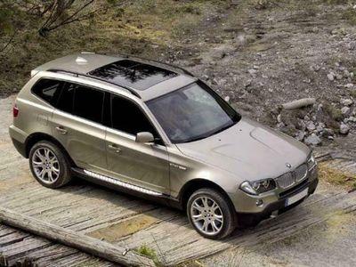 usata BMW X3 2.0d cat Futura rif. 15903497