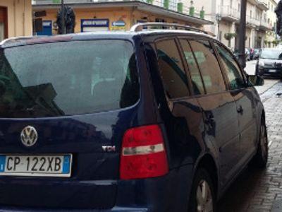 usado VW Touran 2.0 TDI 136CV Highline