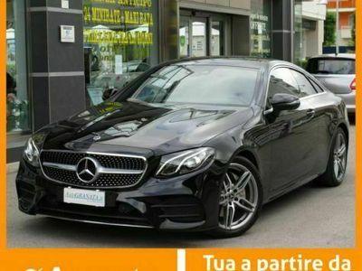 usata Mercedes E220 COUPE PREMIUM PLUS AMG PELLE+NAVI+LED