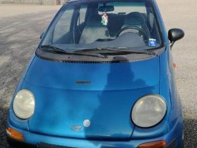 usata Chevrolet Matiz - 1999 800CC 80000KM