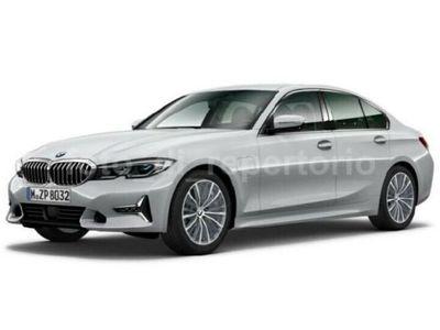 usata BMW 330e serie 3berlina luxury