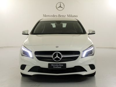 usata Mercedes CLA200 d S.B. Automatic Executive