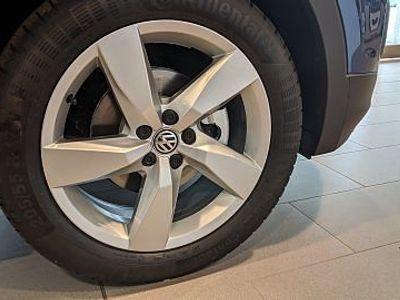 brugt VW T-Cross - 1.6 TDI DSG Advanced