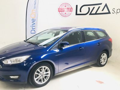 usata Ford Focus 1.5 TDCi 120cv S&S Business SW