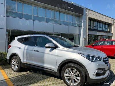usado Hyundai Santa Fe 2.2 CRDi 4WD A/T Style del 2018 usata a Saronno