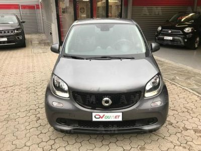 used Smart ForFour 90 0.9 Turbo Twinamic Passion + Pack Sport rif. 9076624