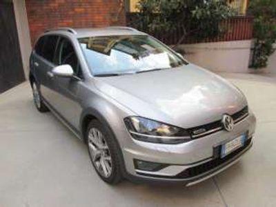 usata VW Golf Alltrack variant 2.0 tdi 4motion cambio automatico full diesel
