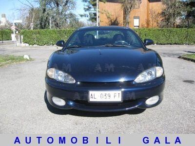 used Hyundai Coupé 2.0i 16V cat FX Max IMPIANTO A GAS GPL