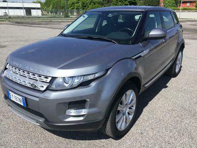 used Land Rover Range Rover evoque 2.2 190 CV PELLE NAVI AUTOMATICA