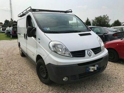 used Renault Trafic T27 2.0 dCi/115 Furgone