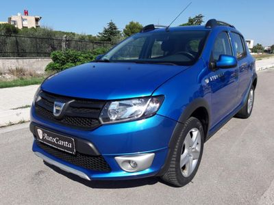 używany Dacia Sandero Stepway 1.5 dCi 8V 90CV PRESTIGE - FULL OPTIONAL -