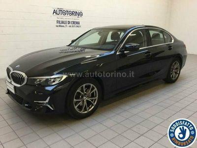 usata BMW 320 Serie 3 320 d Luxury auto