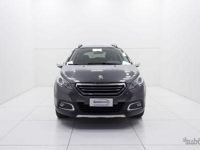 käytetty Peugeot 2008 1.6 e-HDi 115 CV Stop&Start Allure
