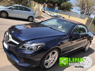 usado Mercedes E220 classecdi cabrio premium diesel