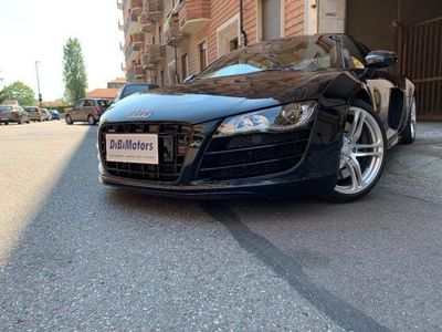 usata Audi R8 Coupé 5.2 V10 FSI FULL FULL + CARBONIO!!