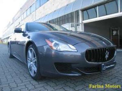 usata Maserati Quattroporte diesel no superbollo