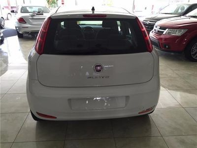 usata Fiat Punto 1.2 8v 5 porte street benzina berlina bianco