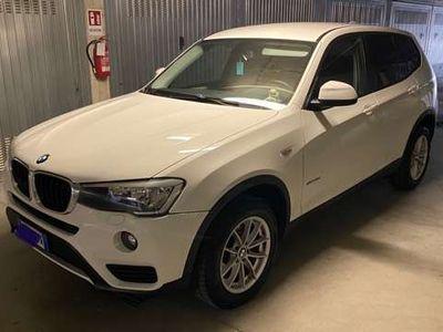 usata BMW X3 sDrive18d Business Advantage Aut.
