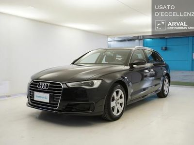 brugt Audi A6 avant Business Plus s-tronic 2.0 Diesel 190cv