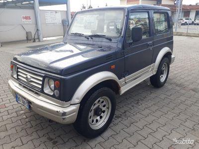 usata Suzuki Samurai benzina 4x4