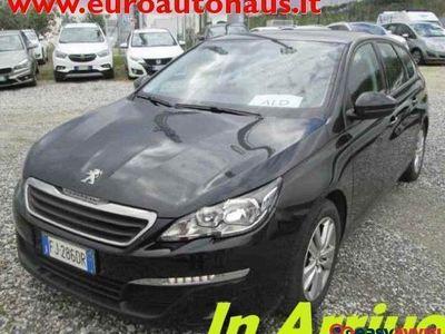 brugt Peugeot 308 bluehdi 120 s&s sw business *navigatore,sensori* diesel
