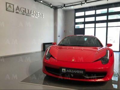 usata Ferrari 458 Italia