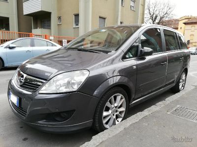 usata Opel Zafira 2ª serie - 2008